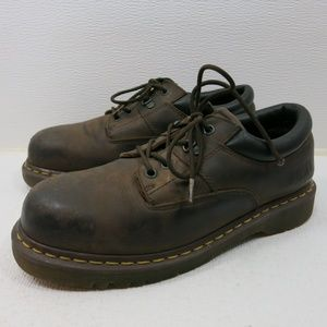 Dr. Martens UK 9 Oil Tanned Leather Industrial 10